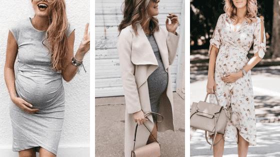 10 lindos looks para embarazada
