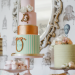 baby shower shabby chic
