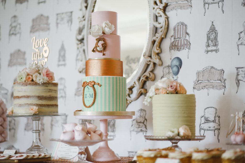 shaby chic baby shower