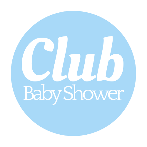 Club baby shower logo