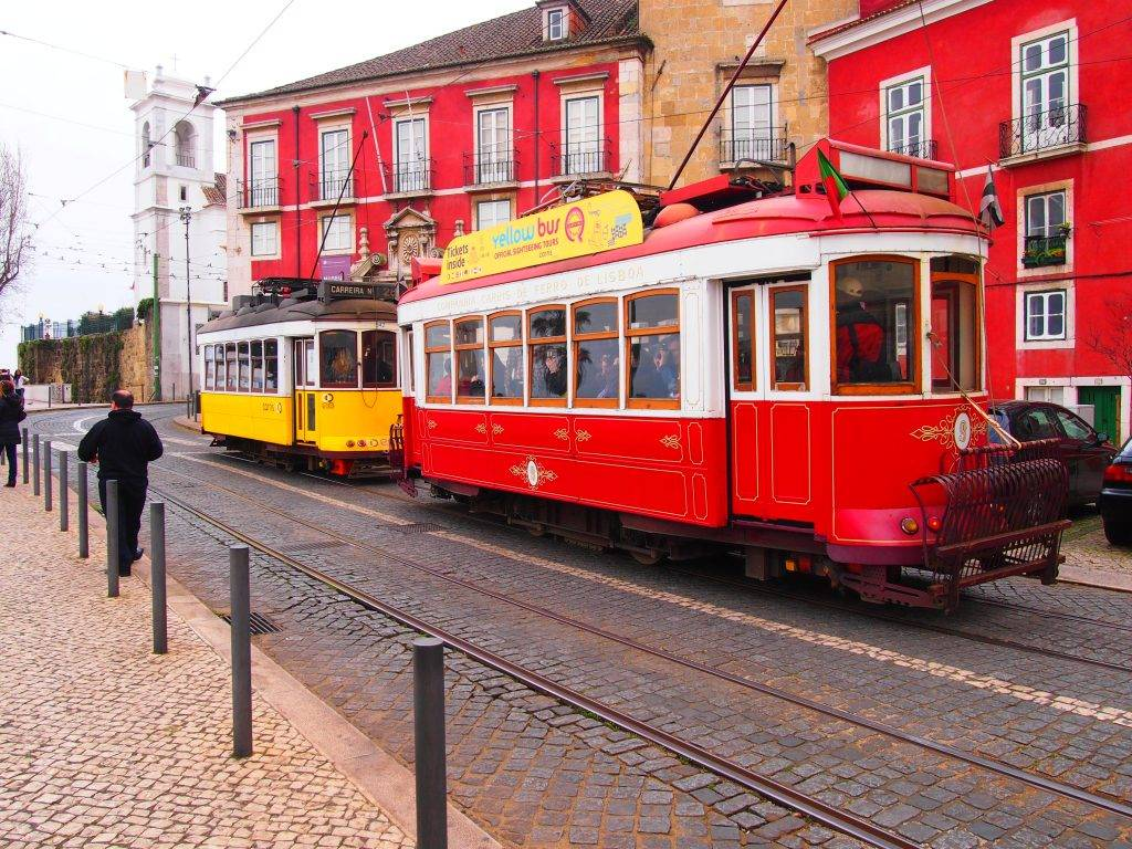 Lisboa destino babymoon