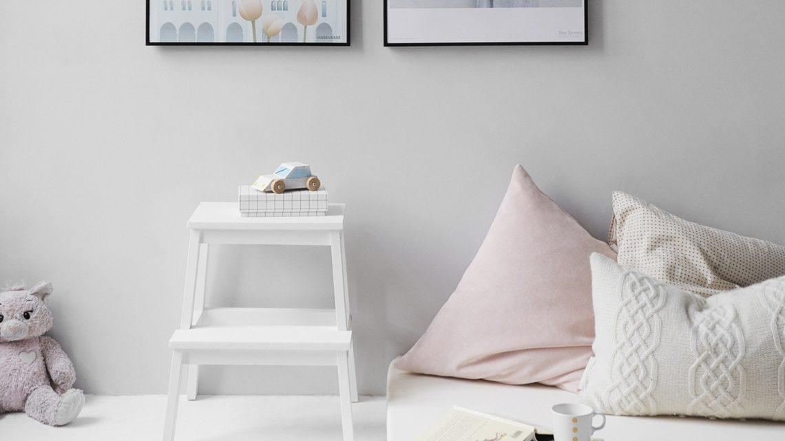 Nursery habitacion del bebe