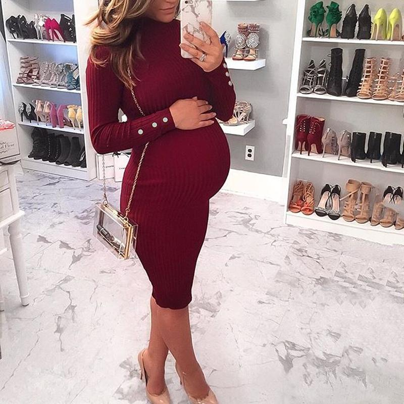 10 Looks Hermosos Para Embarazadas Este 2019 Club Baby