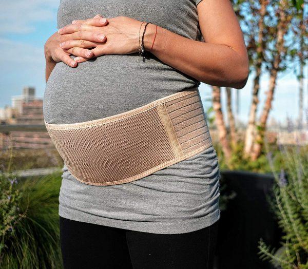 cinturón de embarazo