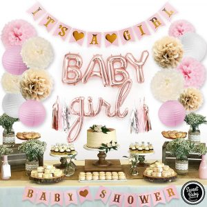 Baby Shower Safari Nino Decoracion.Beautiful Baby Shower Themes That You Will Adore Club