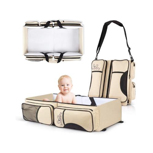 bolso de viaje portatil para bebe