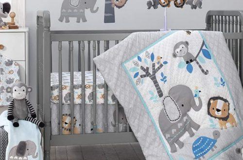 Accesorios para decorar la habitación del bebé por menos de $50