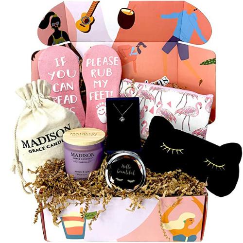 Juego de regalo de obsesiones para mujeres Kit AMAZON regalos día de las madres para embarazadas