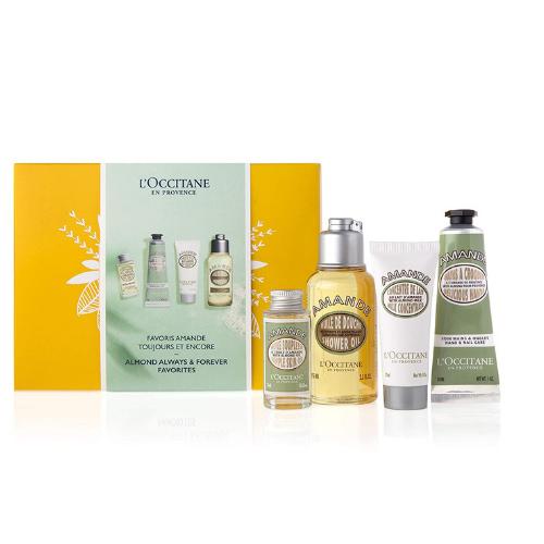 L'Occitane Almond Always & Forever Discovery Kit AMAZON- regalos día de las madres para embarazadas