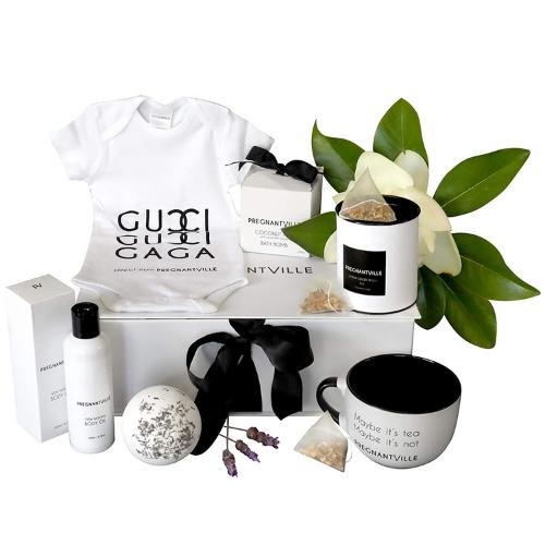 PREGNANTVILLE caja de regalo embarazo amazon