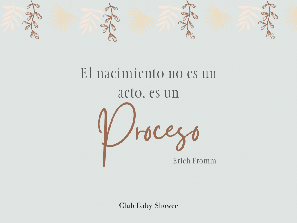 Frases bebés recién nacidos